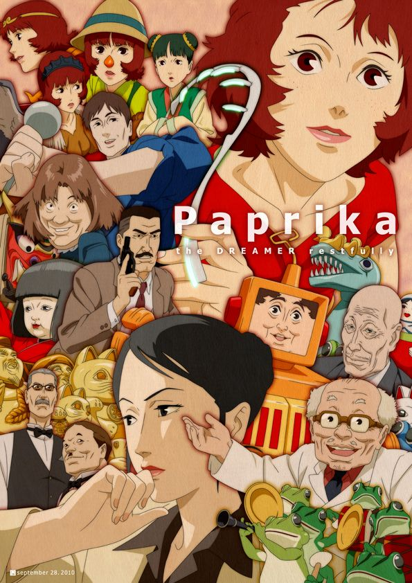 Paprika By Satoshi Kon The Music Has Been Stuck In My Head I