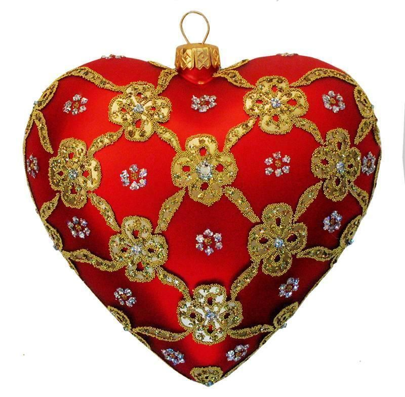 Heart Ribbons from Poland