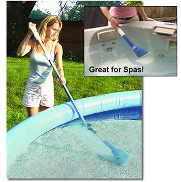 Aqua Broom Pool Vacuum Poolcleaner Poolvac Cleaningthepool Pooltime Swimming Pool Intex Pool Cleaner Swimming Pool Cleaners Pool Cleaning