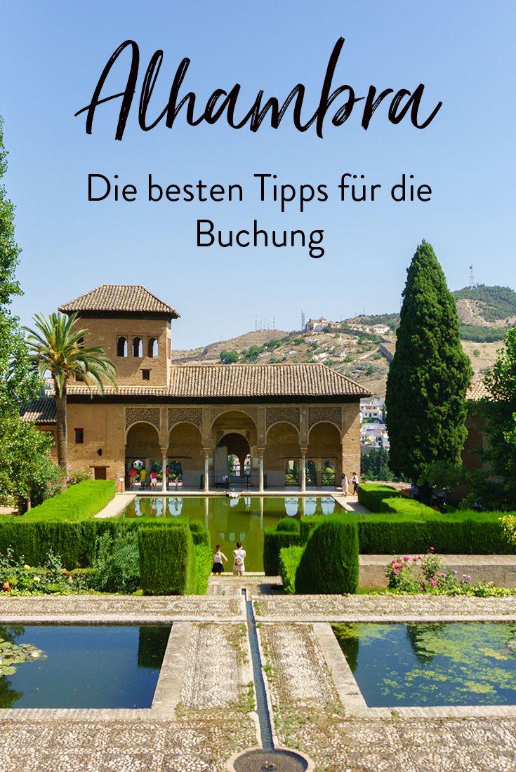alhambra tickets kaufen die besten preise und tipps f r die buchung reisen travel. Black Bedroom Furniture Sets. Home Design Ideas