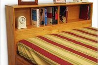 How To Build A Bookcase Headboard 11 Steps Ehow