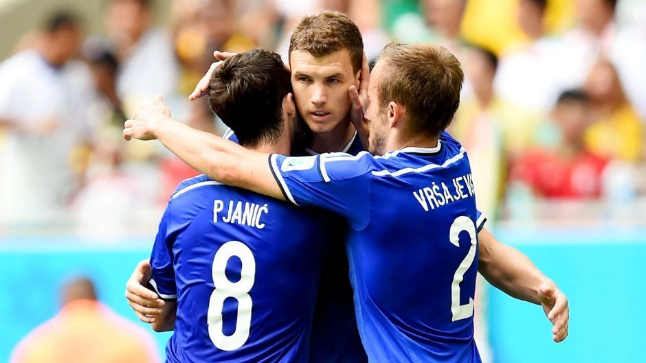 Bosnia-Herzegovina ends World Cup run with hammering win over Iran