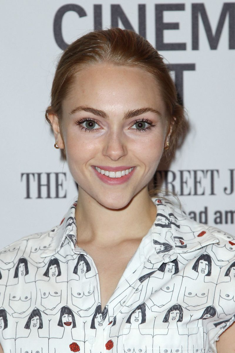 AnnaSophia Robb at the 2018 New York premiere of 'Leave No ...