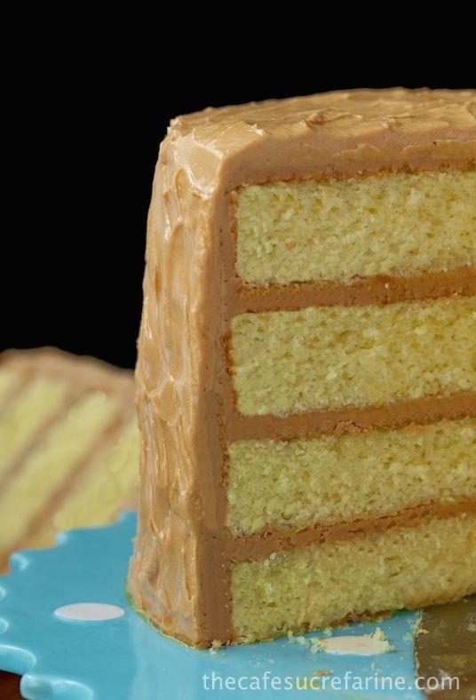 Caramel cake recipes easy