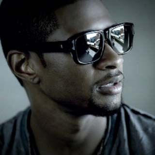 Love me some Usher
