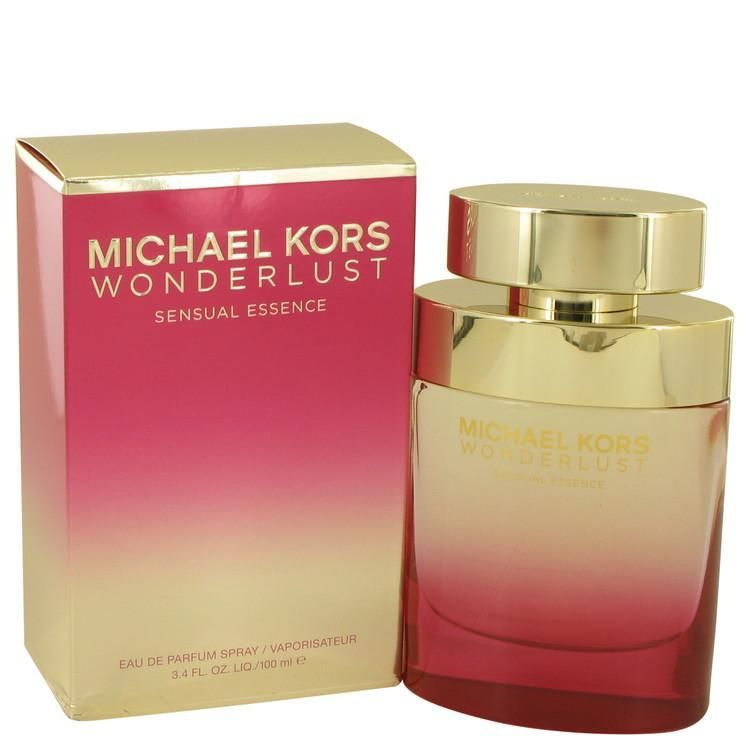 c0eec8e815ee Wonderlust Sensual Essence by Michael Kors Eau DE Parfum Spray 3.4 ...