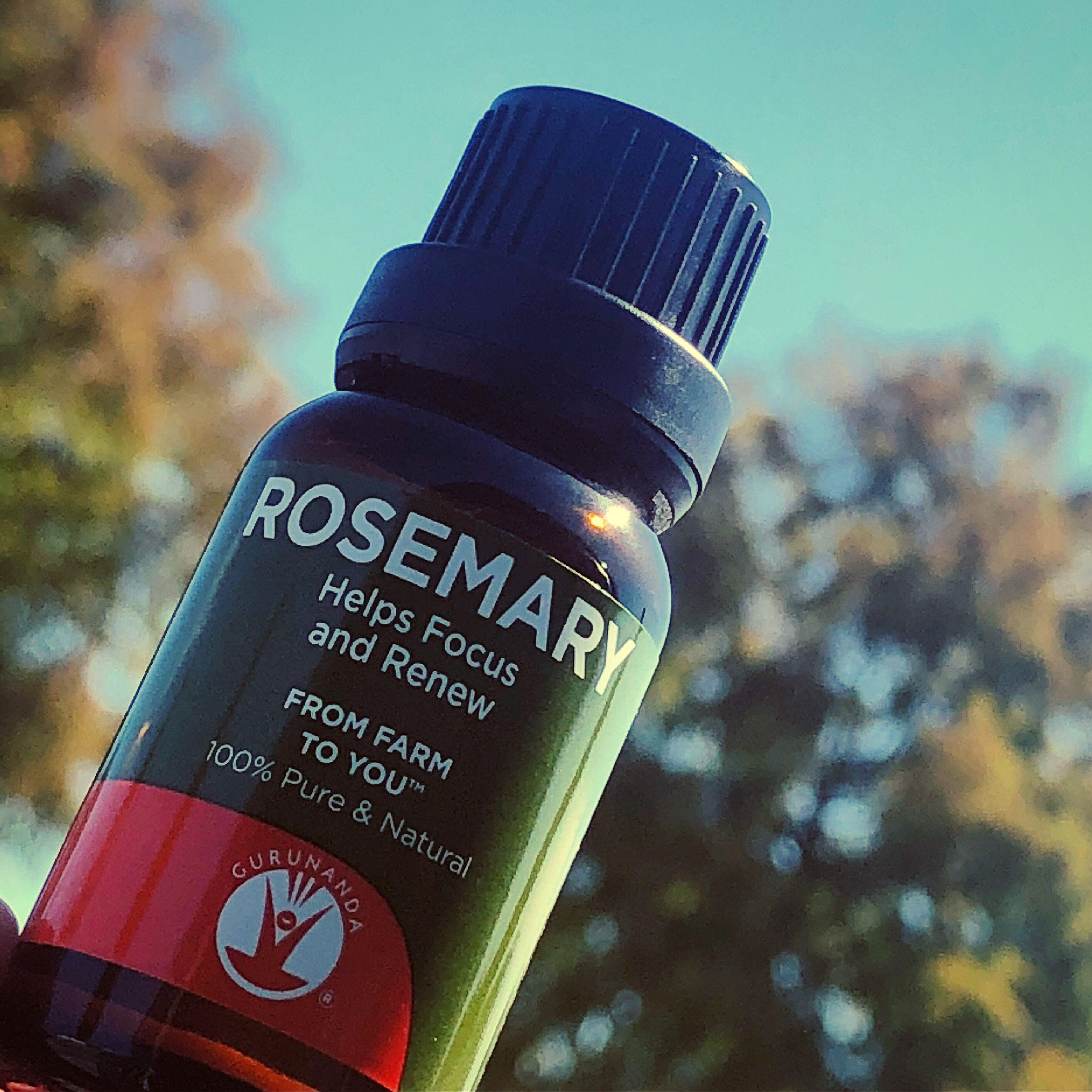 Benefits of Rosemary oil Skin benefits, Oils for skin