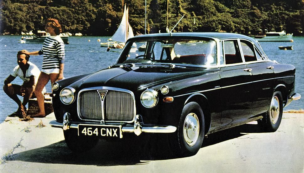 1958-1967 ROVER P5 specifications | Classic and Performance Car ...