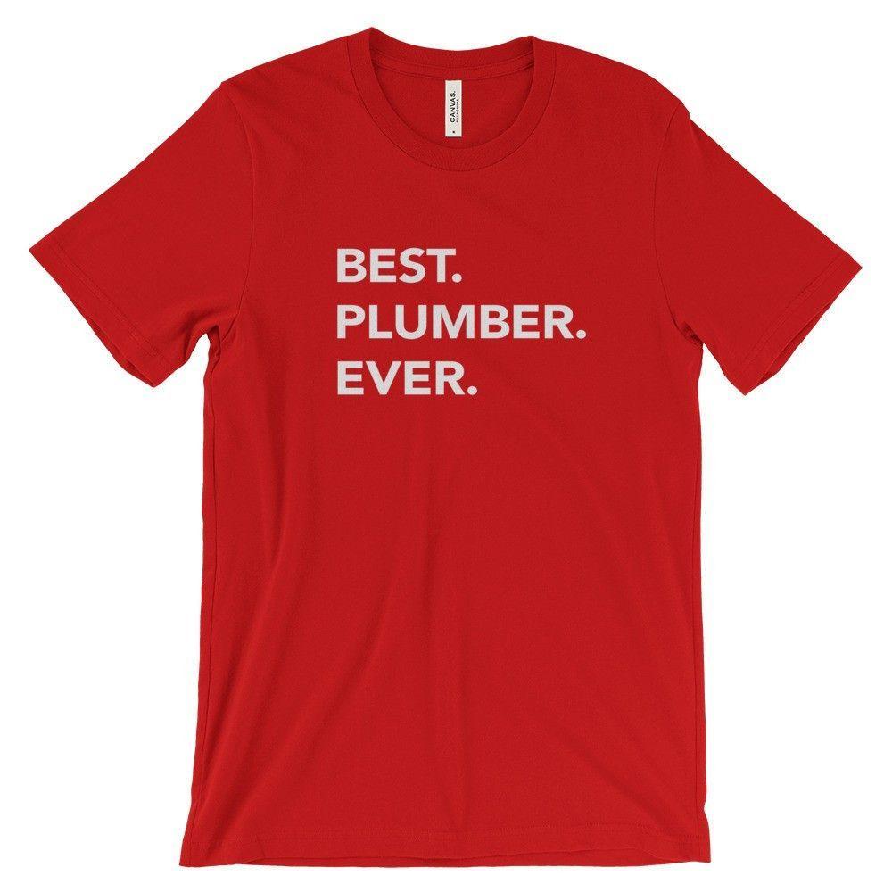 Best Plumber Ever T-shirt
