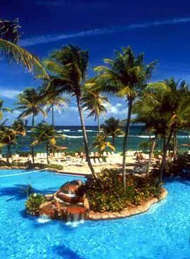 Hyatt Cerromar Pool Beach Resorts