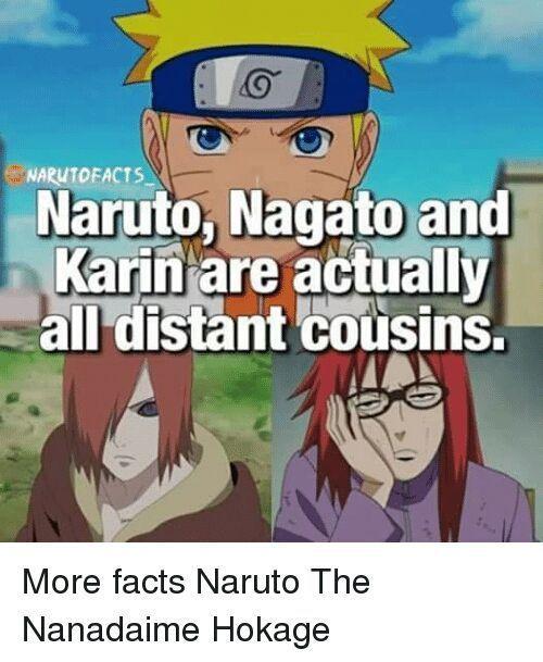 Photo of Naruto Couple Fact