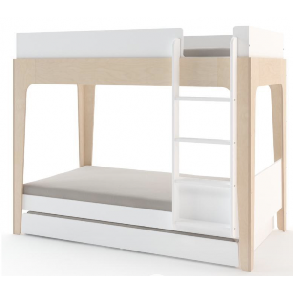Oeuf Perch Trundle Bed Trundle bed, Kids bed furniture