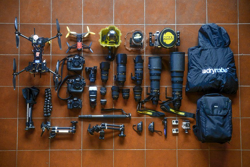 My name is Olivier Morin, I've been a staff photographer for AFP (Agence-France- Presse) for 20 years, currently based in Italy. As required daily...