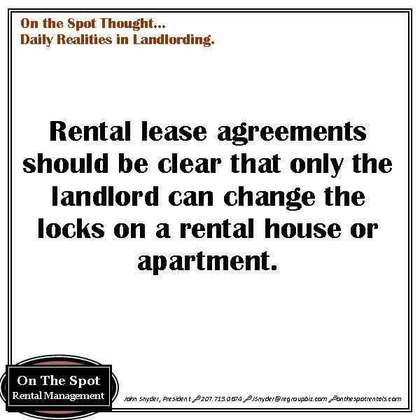 Rental Lease Agreements   Family Renting Room