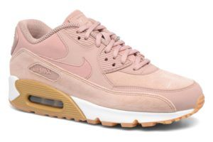 70a4624b78c nike air max 90 dames roze roze sneakers dames | Nike Air Max 90 ...