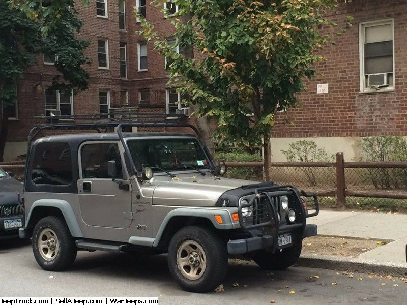 Jeeps For Sale and Jeep Parts For Sale 2000 Jeep
