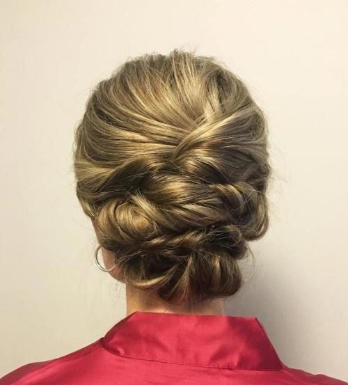 Haircut Price In Japan Bun Hairstyle With Braids