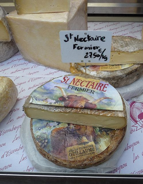 French Cheese: Tuesday Morning Market by chez loulou