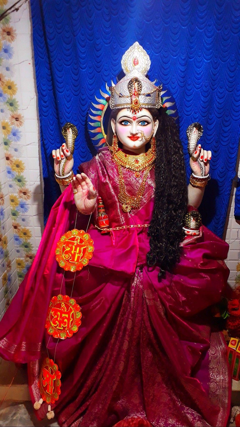 Maa mansa devi Durga goddess, Devi, Hindu gods
