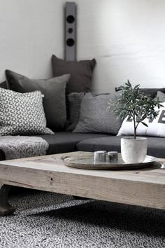 Interior dark Grey sofa barn Pinterest Dark grey sofas Grey