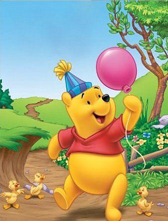 Winnie pooh friends winnie pooh friends geburtstag und geburt - Winnie pooh deko ...