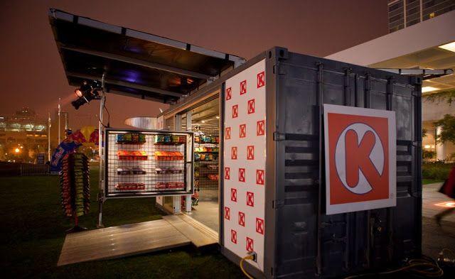 Faça Marketing Sustentável! Utilize Pop-up Container!