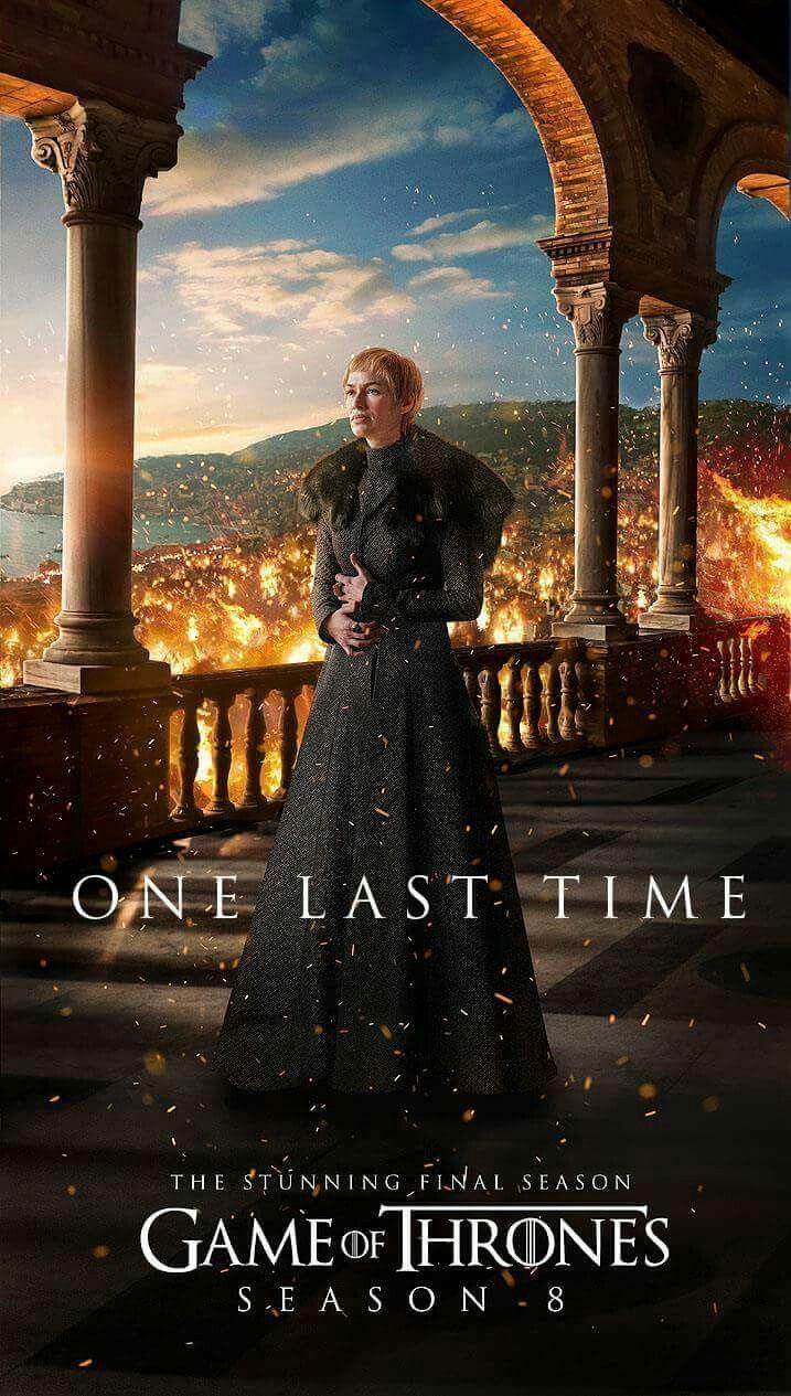 One Last Time Game Of Thrones Season 8 Film Taht Oyunlari Oyun