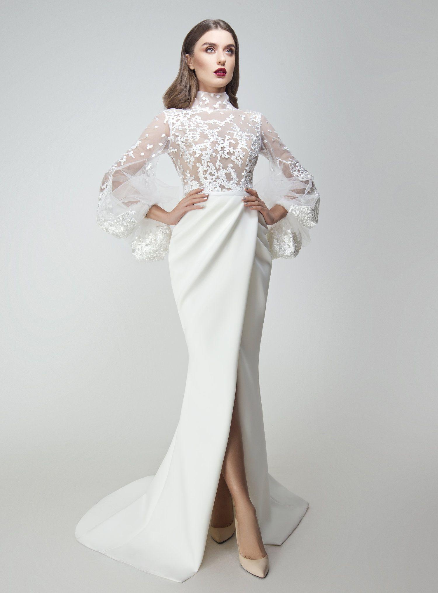 0de829c55b98 Yousef Aljasmi RTW 2017 #stunning #campaign #beautiful #lookbook #model # gown