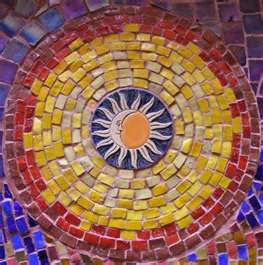 Inspiration for a mosaic project