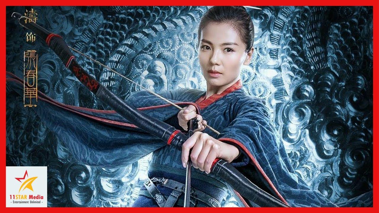 Hot 2018 Chinese Action Movies Kung Fu Martial Arts -8243