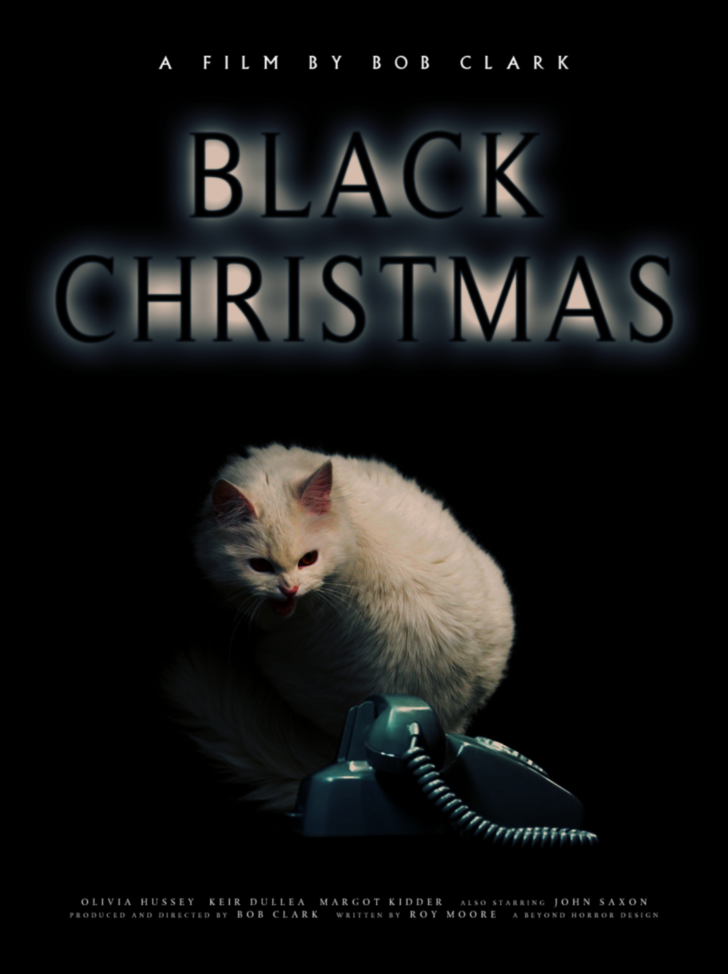 BLACK CHRISTMAS (Bob Clark 1974) (With images) Black