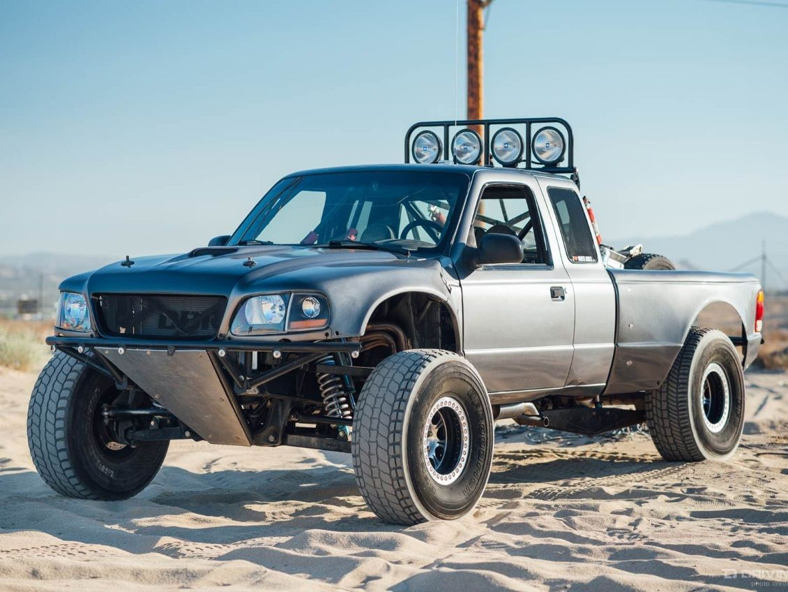 Ford Ranger Prerunner cheapest ticket to the desert