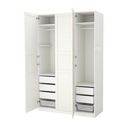 Us Furniture And Home Furnishings Ikea Wardrobe Pax Wardrobe Clothes Storage Solutions