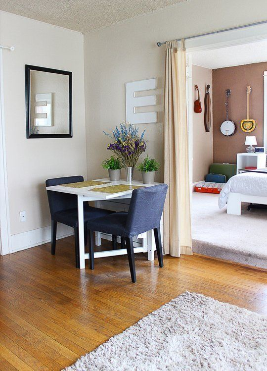 Small Space Lessons: Floorplan U0026 Solutions From Kathrynu0027s Lucky Location