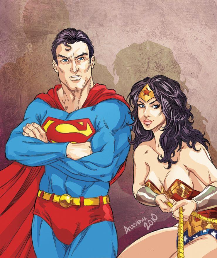 Wonder Woman | Love Interest Wiki | FANDOM powered by Wikia