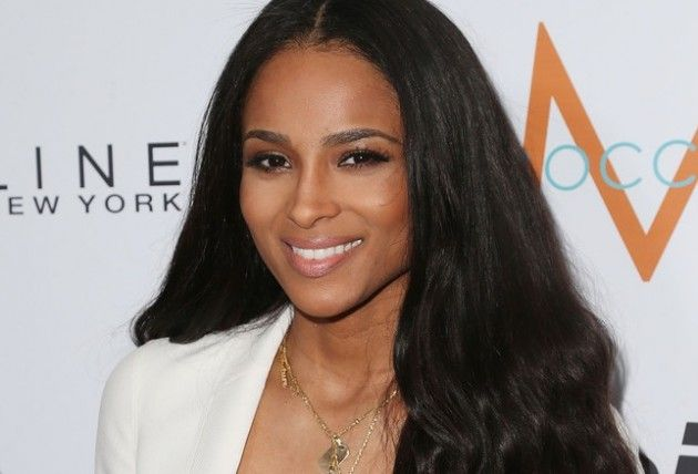 Fierce Friday: Rock a Nude Lip Like Ciara at the Daily Front Row Awards