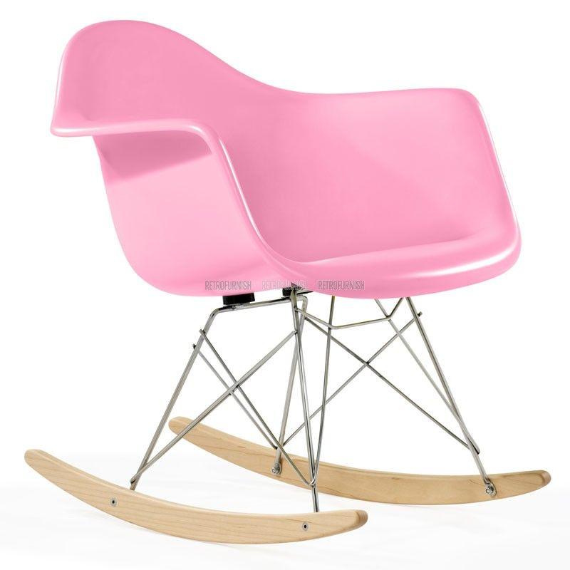 Reproduction Charles Eames RAR Chair Rocking chair