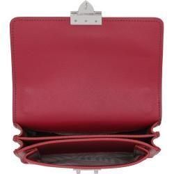 Photo of Rebecca Minkoff Christy Small Shoulder Bag Scarlet in rot Umhängetasche für Damen Rebecca Minkoff