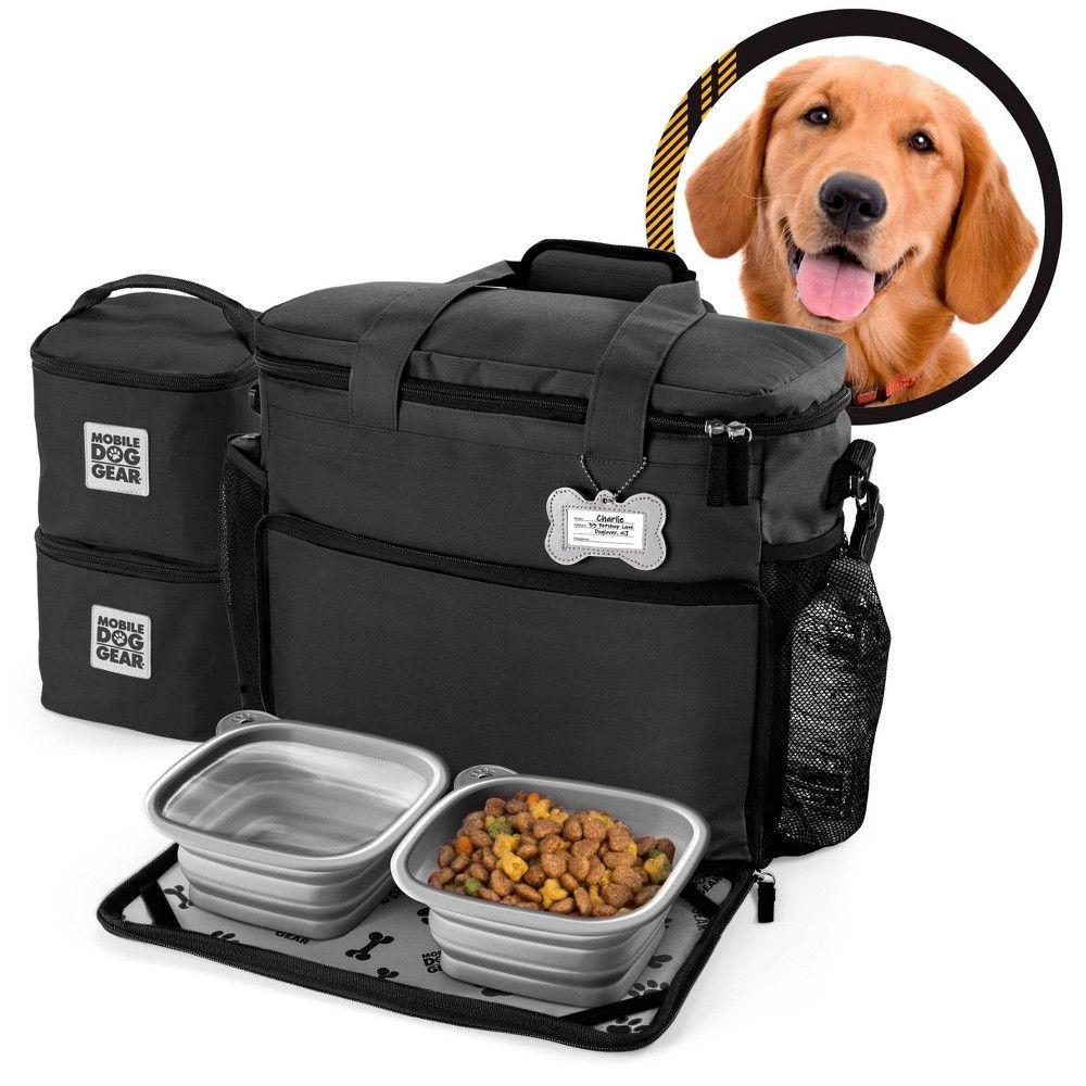 Overland Dog Gear Travel Bag Week Away Bag For Medium Large