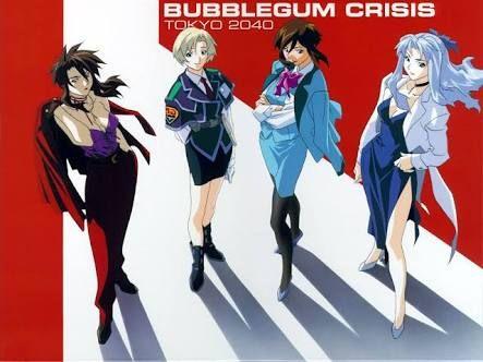Bubblegum crisis tokyo 2040 latino dating