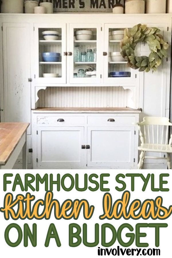 Farmhouse Kitchen Ideas & PICTURES of Country Farmhouse ...