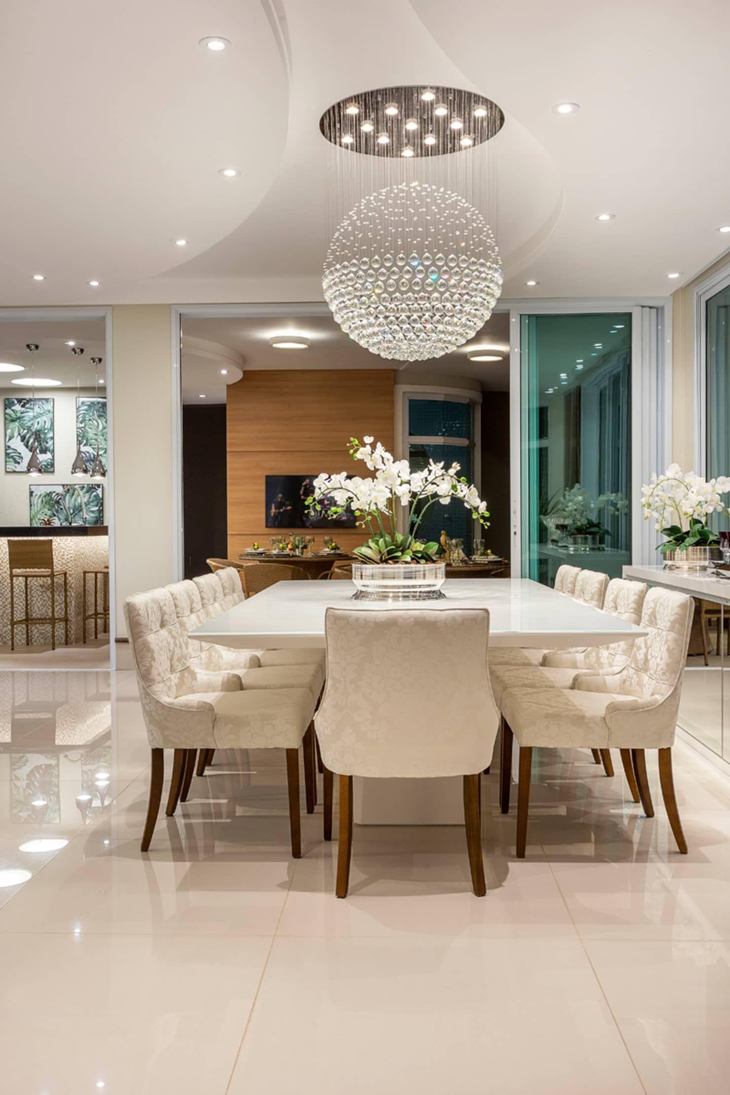 Casa Anturio Salas De Jantar Modernas Por Arquiteto Aquiles