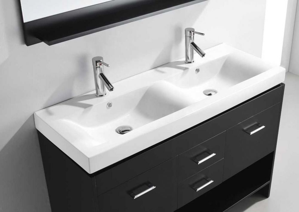 Luxury Living Direct Vanity Double Sink Vanity Vanity Drawers