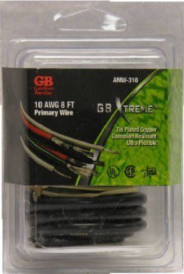 Primary Wire 14 Black 18 1 Clam By Gardner Bender 4 00 18 14 Awg Black Vinyl Insulated Primary Wire Tin Plated Electrical Wiring Black Vinyl Insulated
