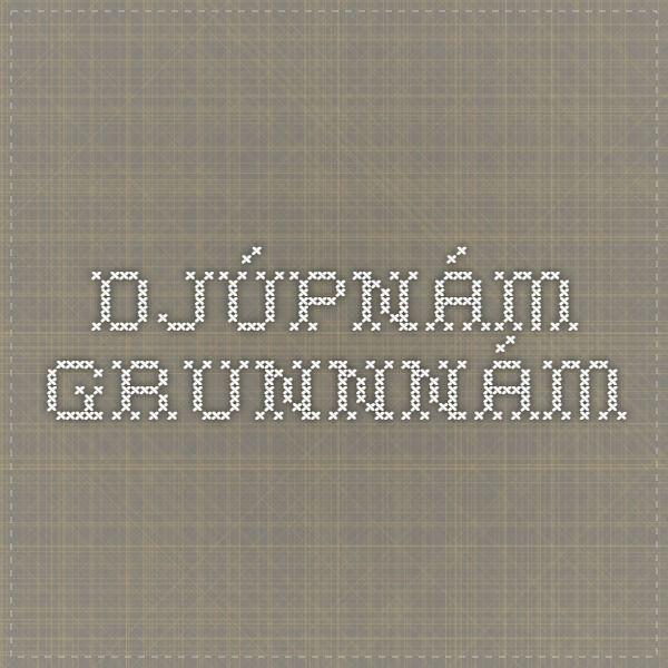 Djúpnám - Grunnnám