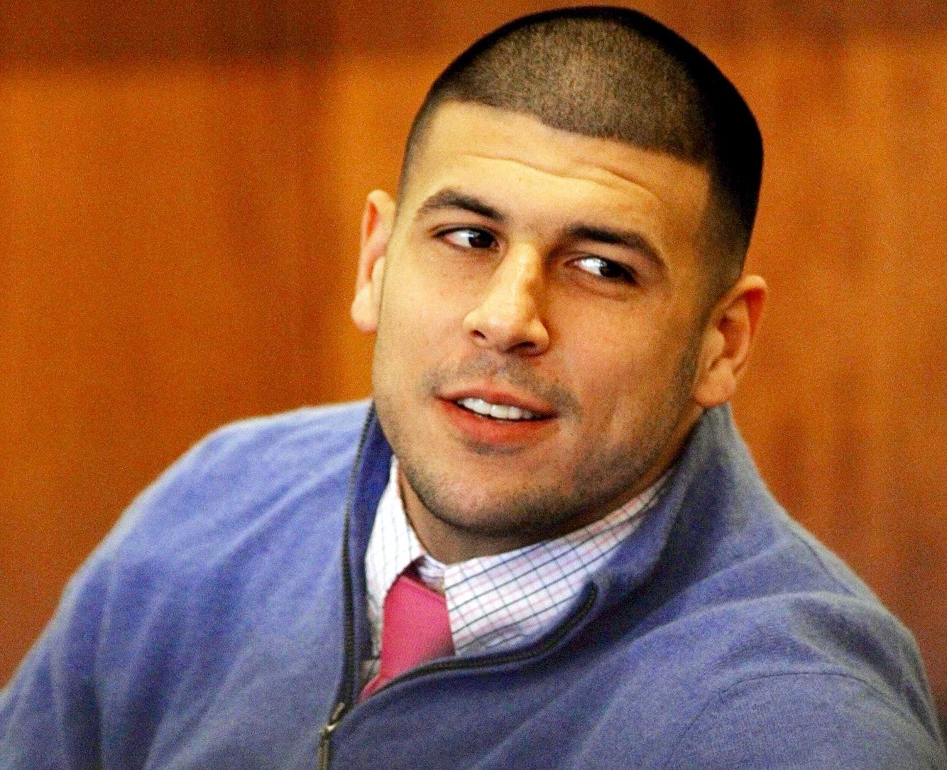 Aaron hernandez was cut by the new england patriots after he was - Aaron Hernandez New England Patriots