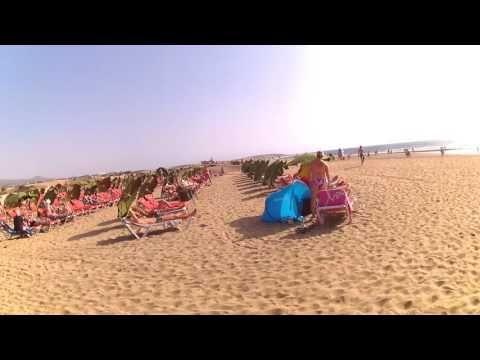 Wettervideo 19.11.16 Maspalomas www.check7x24.com
