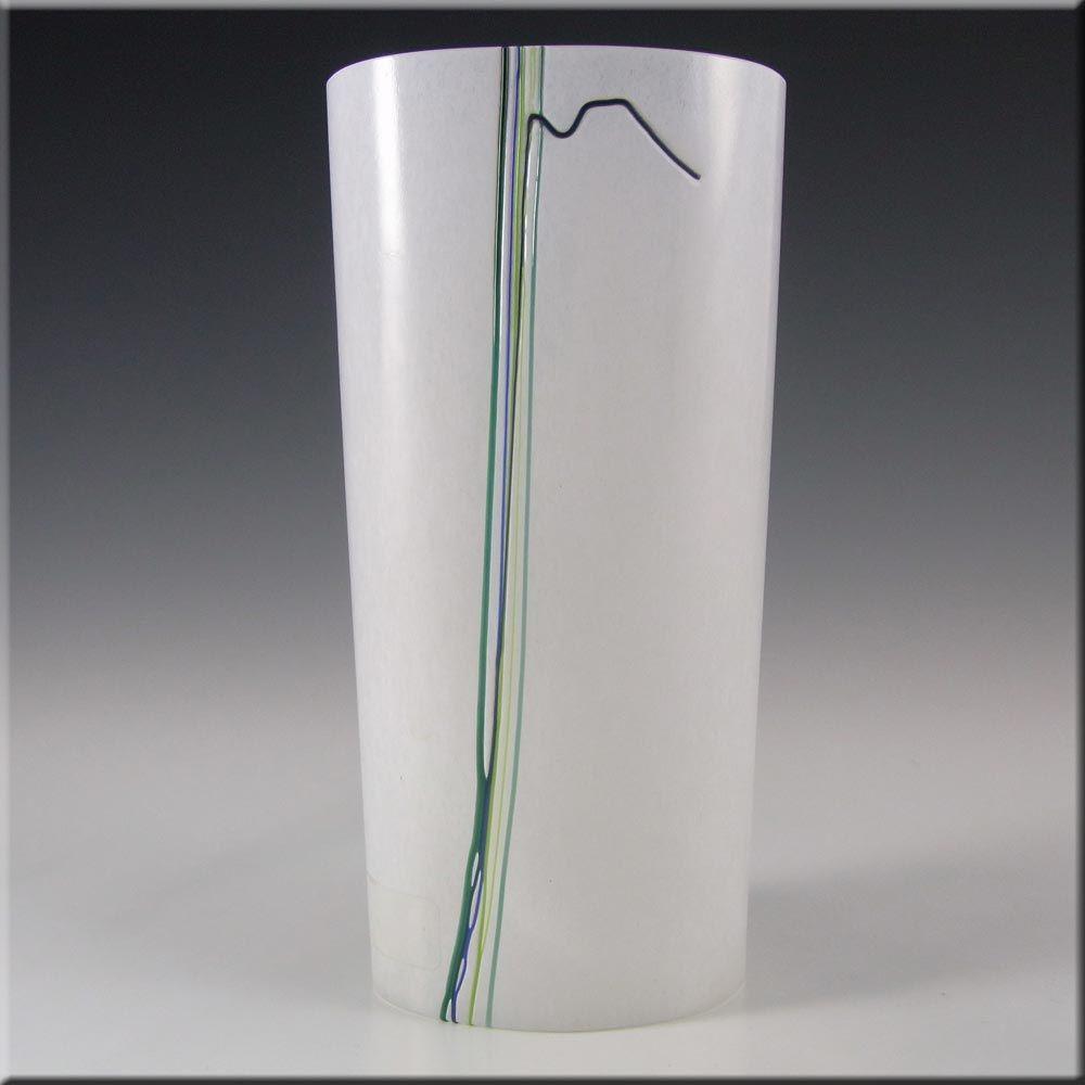 Kosta boda glass rainbow vase signed bertil vallien 6999 kosta boda glass rainbow vase signed bertil vallien 6999 reviewsmspy