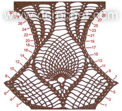 Free Crochet Bathing Suit Patterns Free Crochet Pattern