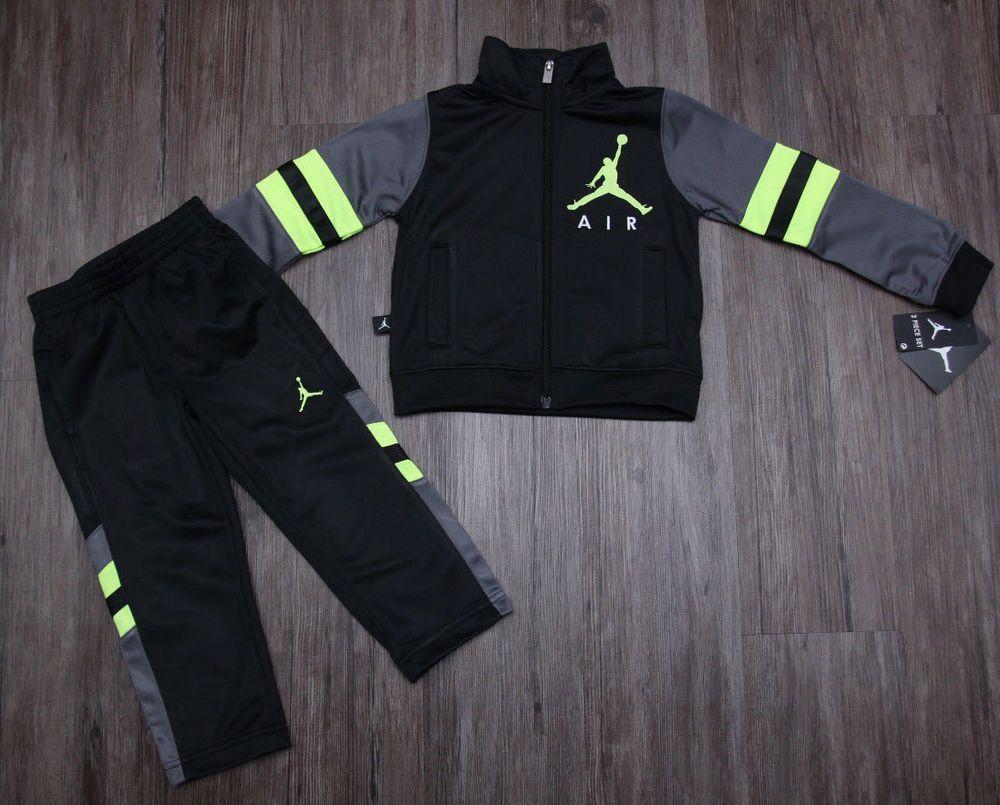 Air Jordan Toddler Boy 2 Piece Jogging